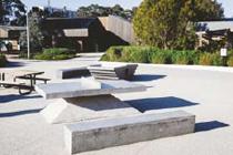 城市家具——园林、景观清水混凝土艺术构件